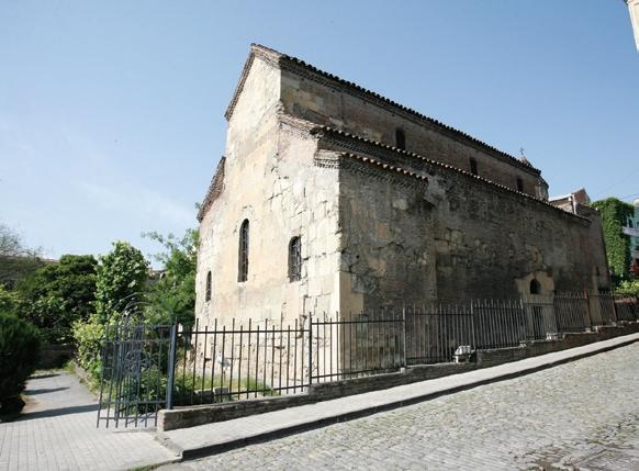 Alte Denkmäler, Antschischati-Basilika