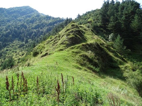 Abenteuerland Georgien, Berglandschaft in Chewsureti