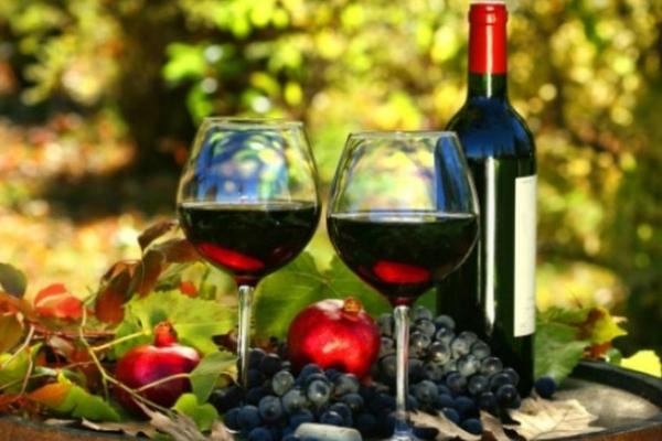 Tourismus in Georgien, georgischer Wein