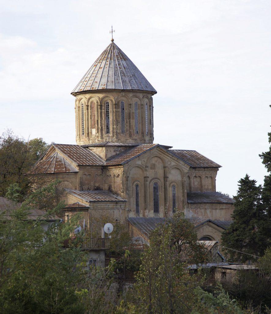 Region Imereti, Klosterkomplex Gelati