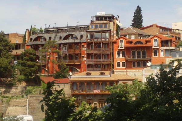 Allgemeine Reiseinformationen, Hotel Kopala in Tbilissi
