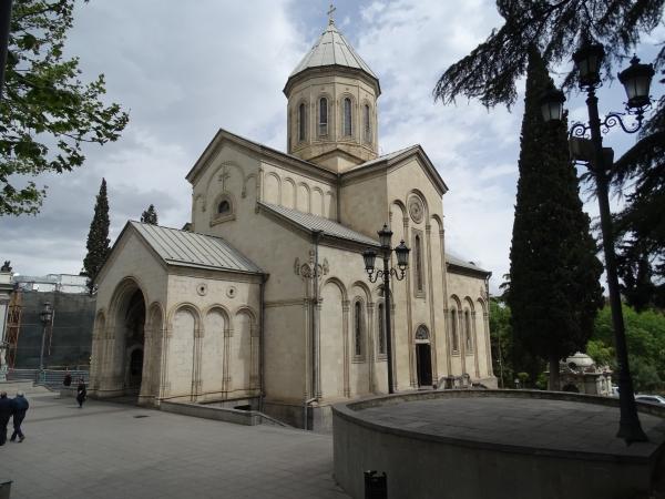 Alte Denkmäler, Kaschweti-Kirche