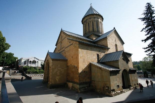 Alte Denkmäler, Sioni-Kathedrale