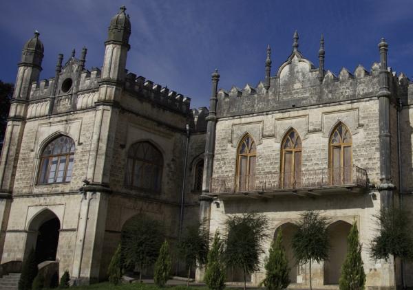 Samegrelo, Dadiani-Palast