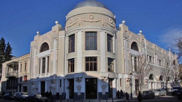 Europäische Architektur, Kinotheater Apollo