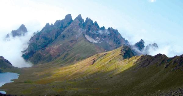 Samegrelo, Tobawartschchili-See