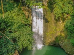 Samegrelo, Wasserfall Inzira