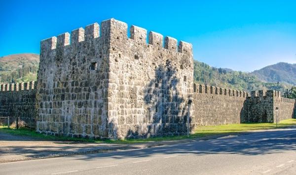 Atschara, Festung Gonio