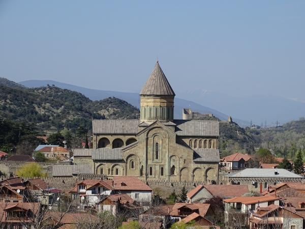 Schätze der Welt - Erbe der Menschheit, Swetizchoweli-Kathedrale