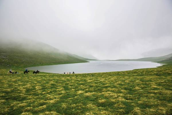 Europas wilder Osten - Der Nationalpark Lagodechi in Georgien