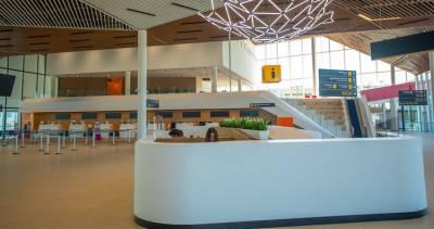 Internationaler Flughafen Kutaissi; Im neuen Terminal