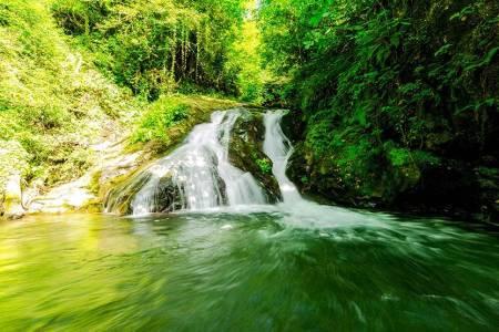 Touristensaison in Adschara eröffnet; Im Nationalpark Kintrischi