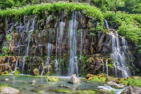 Nationalpark Algeti, Daschbaschi-Canyon