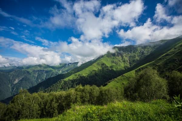 Lagodechi-Schutzgebiete