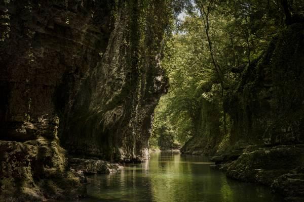 Martwili-Canyon