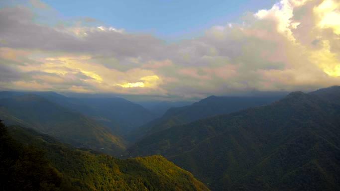 Bergwelt des Nationalparks, Nationalpark Matschachela