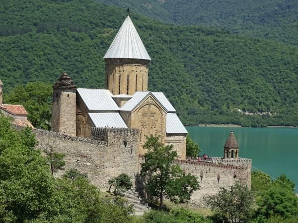 Mzcheta-Mtianeti, Festung Ananuri