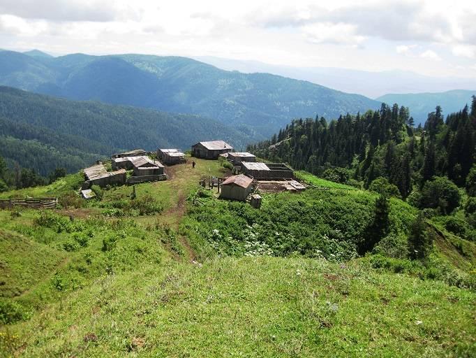 Wanderrouten, Sekari-Pass